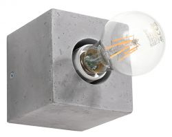Wall Lamp Abel | Concrete