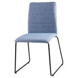 Stuhl Vera | Hellblau