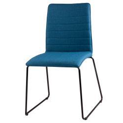 Chaise Vera | Bleu foncé