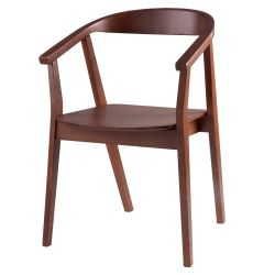 Chair Donna | Walnut