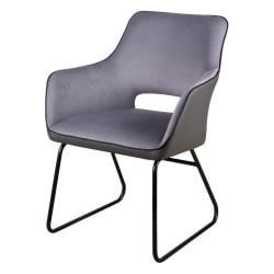 Armchair Delia | Light Grey