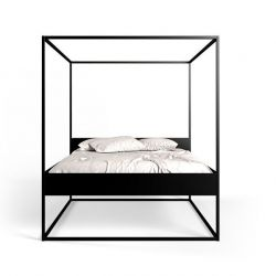 Bed Led | Zwart