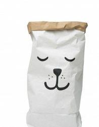 Paper Storage Bag | Sleeping Bear