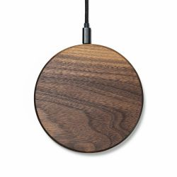 Slim Wireless Charger | Walnut