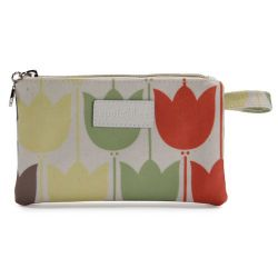 Small Make Up Bag Tulips