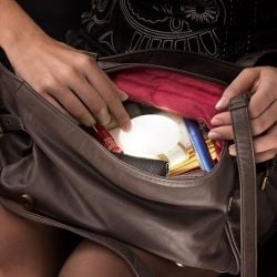 Smart LED Light for Bags
