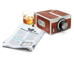 Smartphone Projector 2.0 | Brown