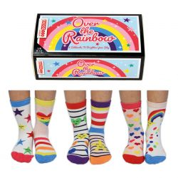 Socks Over the Rainbow | 6er-Satz