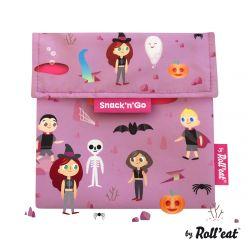 Wiederverwendbare Snack-Tasche Snack'n'Go Kids Fantasy | Lila