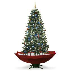 Schnee-Weihnachtsbaum 1,80 cm