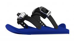 Short Mini Ski | Blau