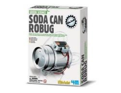 DIY Kit Soda Can Robug