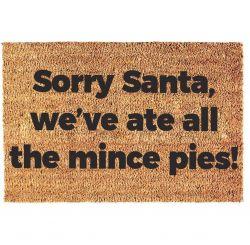 Doormat | Sorry Santa