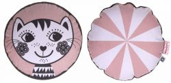SoulMate Round Cushion | Pink