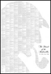 "Sherlock Holmes Poster ""The Hound of the Baskervilles"""