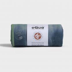 Equa Hand-Yoga-Handtuch | Malediven-Handfarbe