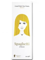 Pasta Bio Spaghetti Good Hair Day | Al Limone