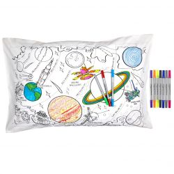 Pillowcase Space Explorer 75 x 50 cm