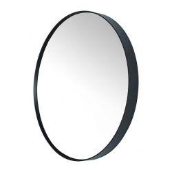 Round Mirror Donna 5 | Black