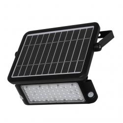Solarleuchte mit intelligentem Bewegungssensor | Schwarz