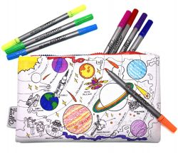 Pencilcase Space Explorer