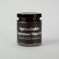 Spreadable Espresso Martini