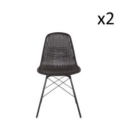 Outdoor Chair Spun | Set of 2
