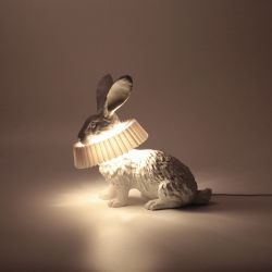 Rabbit Lamp X Lamp | Squat