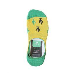 Unisex-Socken | Grün unsichtbar