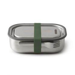 Lunchbox aus Edelstahl Large | Olive