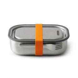 Lunchbox aus Edelstahl Large | Orange