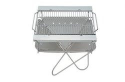 Pack and Carry Fireplace Grill Bridge + Grill