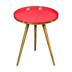 Side Table | Coral