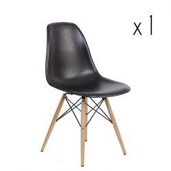 Manda Chair | Black