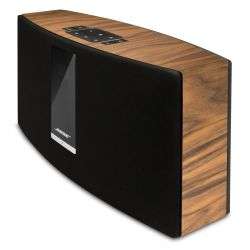Walnussholz Cover für Bose Soundtouch 20