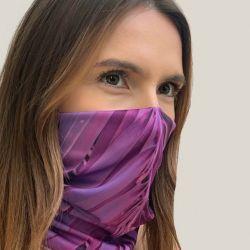 Tube Sjaal ST25 | Violet