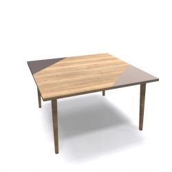 Coffee Table Oak 04 | 10