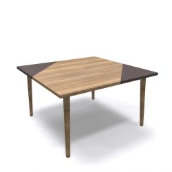 Coffee Table Oak 04 | 13