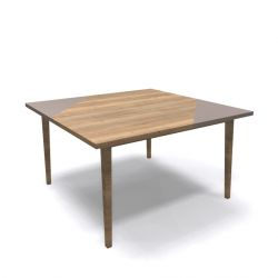 Coffee Table Oak 04 | 14