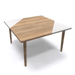 Coffee Table Oak 04 | 6
