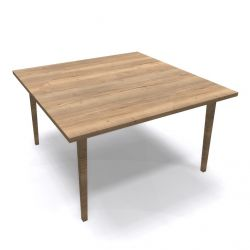 Coffee Table Oak 04 | 8