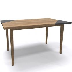 Coffee Table Oak 03 | 2