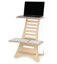 Stehender Schreibtisch 1 | HumbleWorks