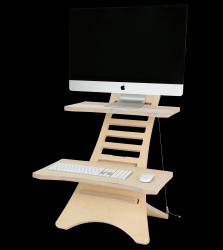 Stehender Schreibtisch 2 | HumbleWorks