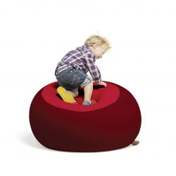 Stanley Beanbag | Bordeaux & Red