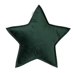 Cushion Little Star Velvet | Green