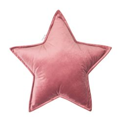 Cushion Little Star Velvet | Heather