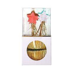 Kit de Cupcakes Etoiles