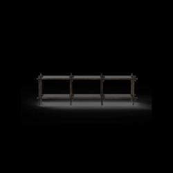 Stick System 3x2 Einheit | Schwarz