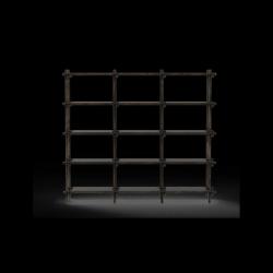 Stick System 3x5 Einheit | Schwarz
